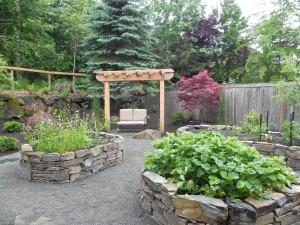 Herb Garden Small Patio