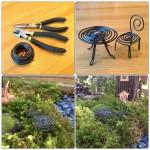 Homemade Fairy Garden Accessories