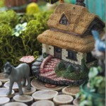 Homemade Fairy Garden Houses