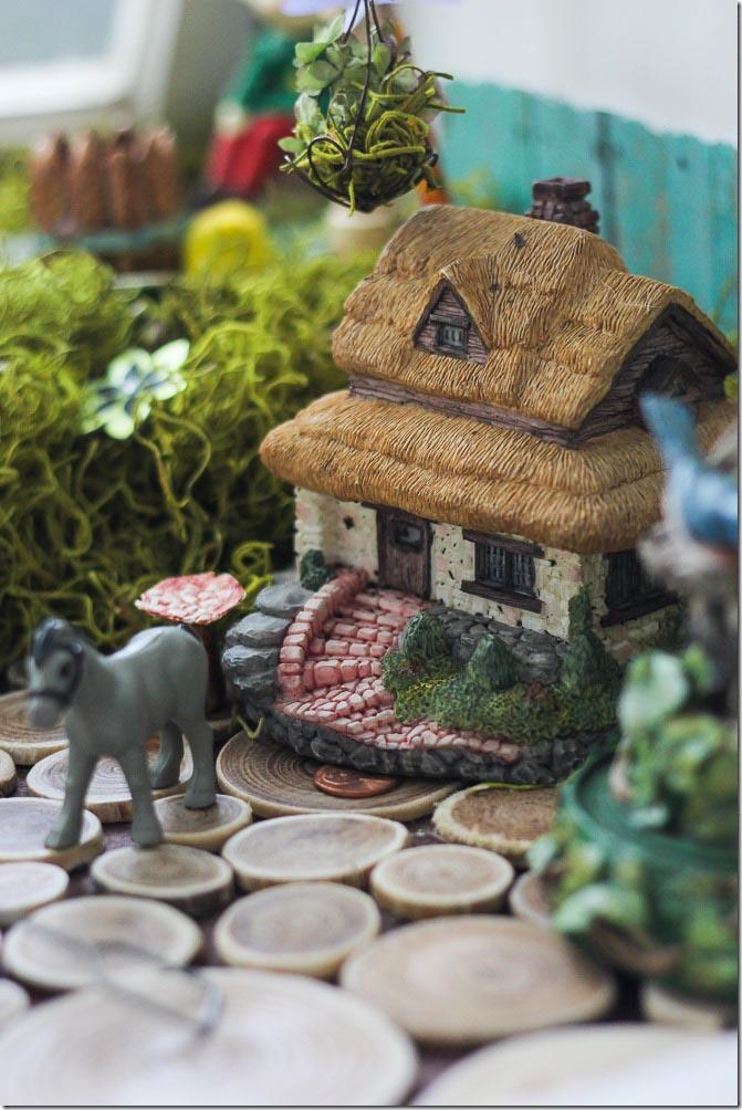 Homemade Fairy Garden Houses
