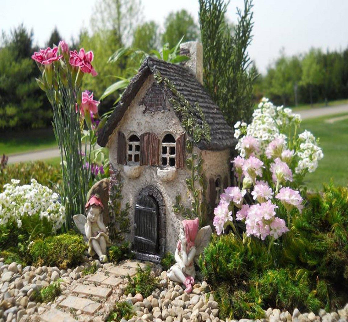Ideas for Fairy Garden Containers