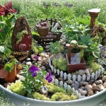 Indoor Fairy Garden Containers