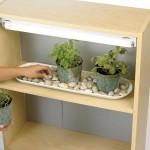 Indoor Herb Garden Artificial Light