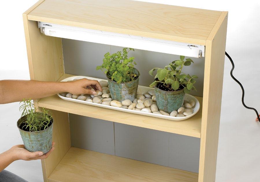 Growing Herbs Indoors With Artificial Light 28 Images Indoor Herb Garden Kit Soil Free