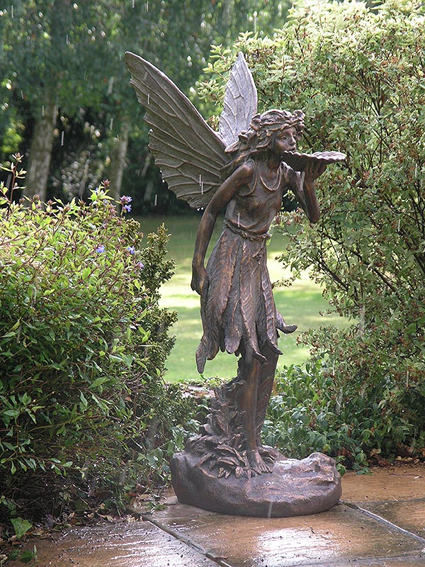 Large Fairy Garden Statues