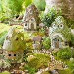 Large Garden Fairy House