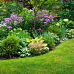 Large Perennial Garden Plans