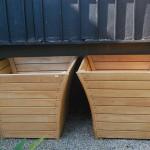 Large Wooden Planter Box Plans