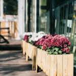 Lining Wooden Planter Box