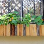 Make Wooden Planter Boxes