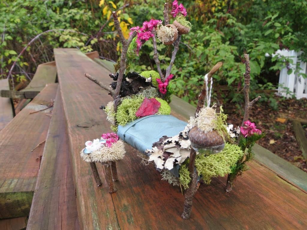 Making a Miniature Fairy Garden