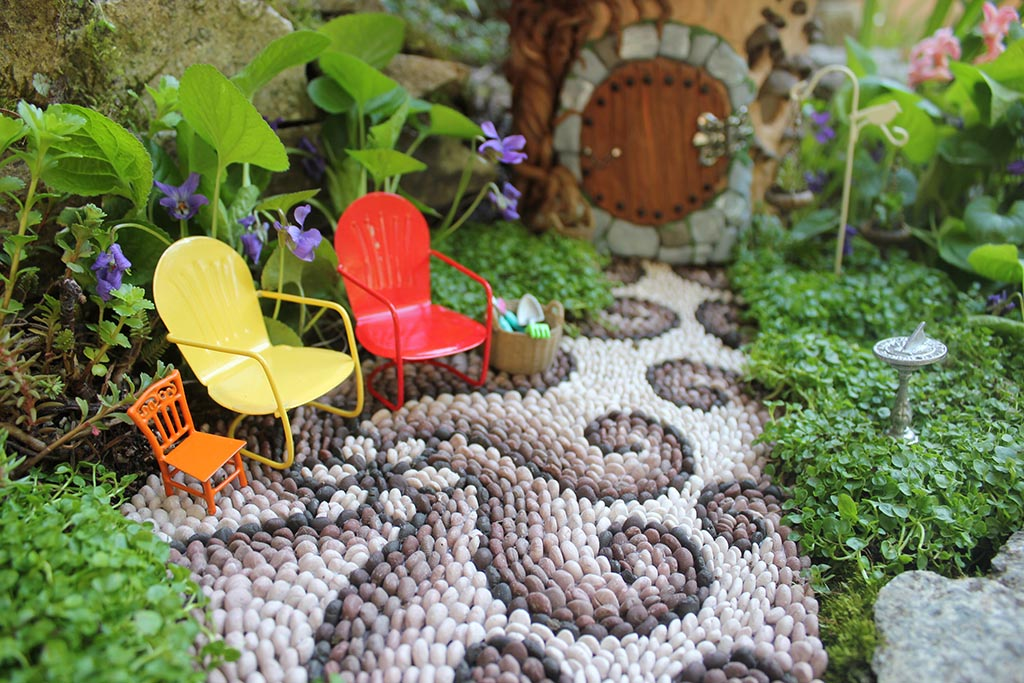 Miniature Accessories for Fairy Gardens