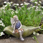 Miniature Fairy Figurines for Garden