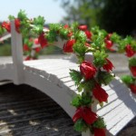 Miniature Fairy Garden Bridge
