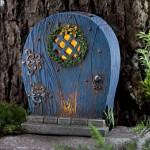 Miniature Fairy Garden Doors