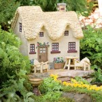 Miniature Fairy Garden Houses