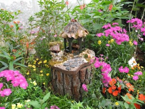 Miniature Flowers for Fairy Gardens