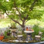 Miniature Furniture for Fairy Gardens