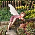 Miniature Garden Fairy Statues