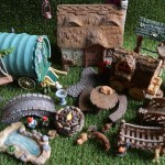 Outdoor Fairy Garden Accessories