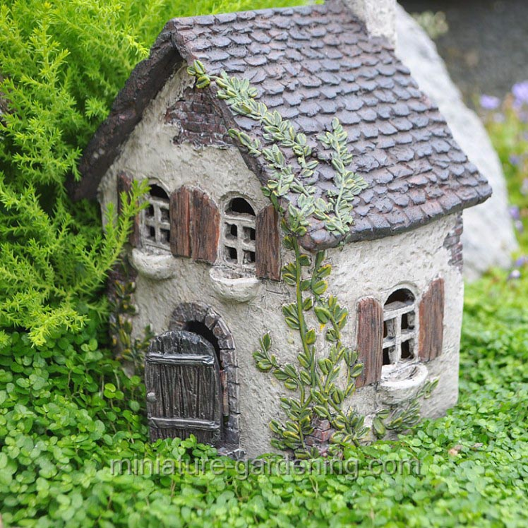 Outdoor Fairy Garden Houses