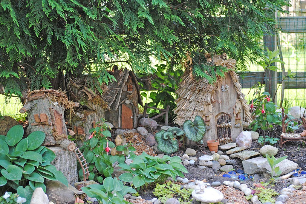 Outdoor Fairy Garden Kit