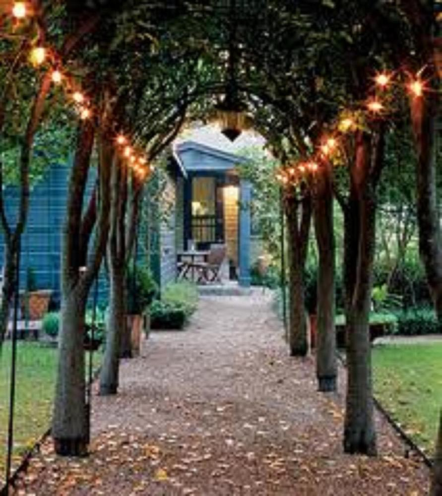 Outdoor Garden Fairy Lights