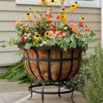 Outdoor Herb Garden Plant Stand