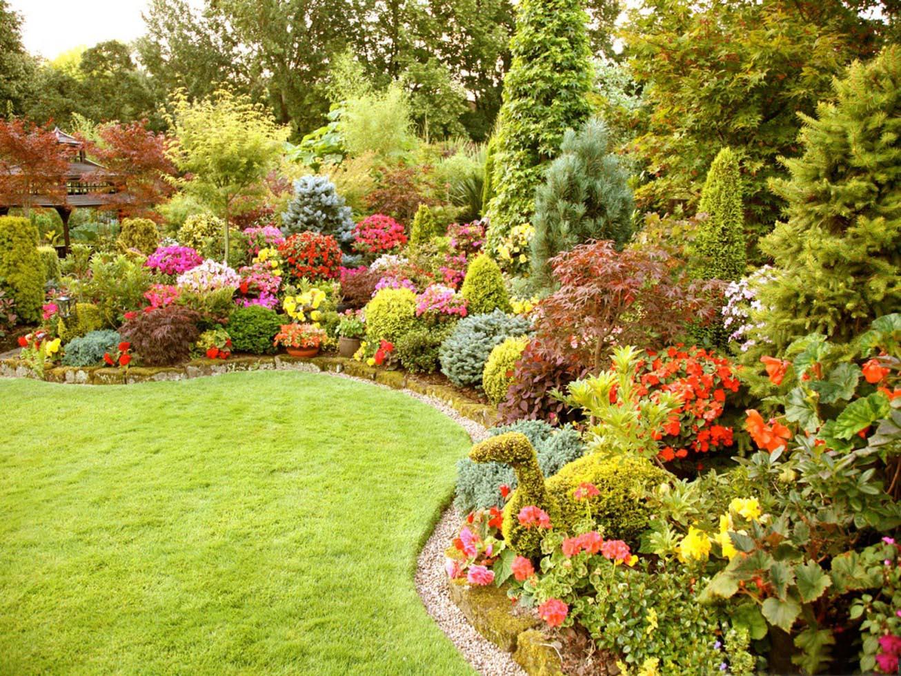 Planning a Perennial Flower Garden