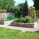 Planning Raised Vegetable Garden Layout