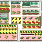 Planning Vegetable Garden Layout