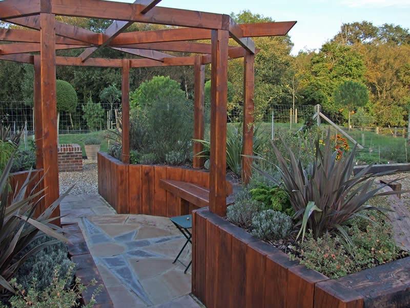 Plans for Raised Herb Garden