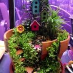 Plant Pot Fairy Garden