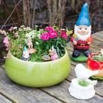 Planters for Fairy Gardens