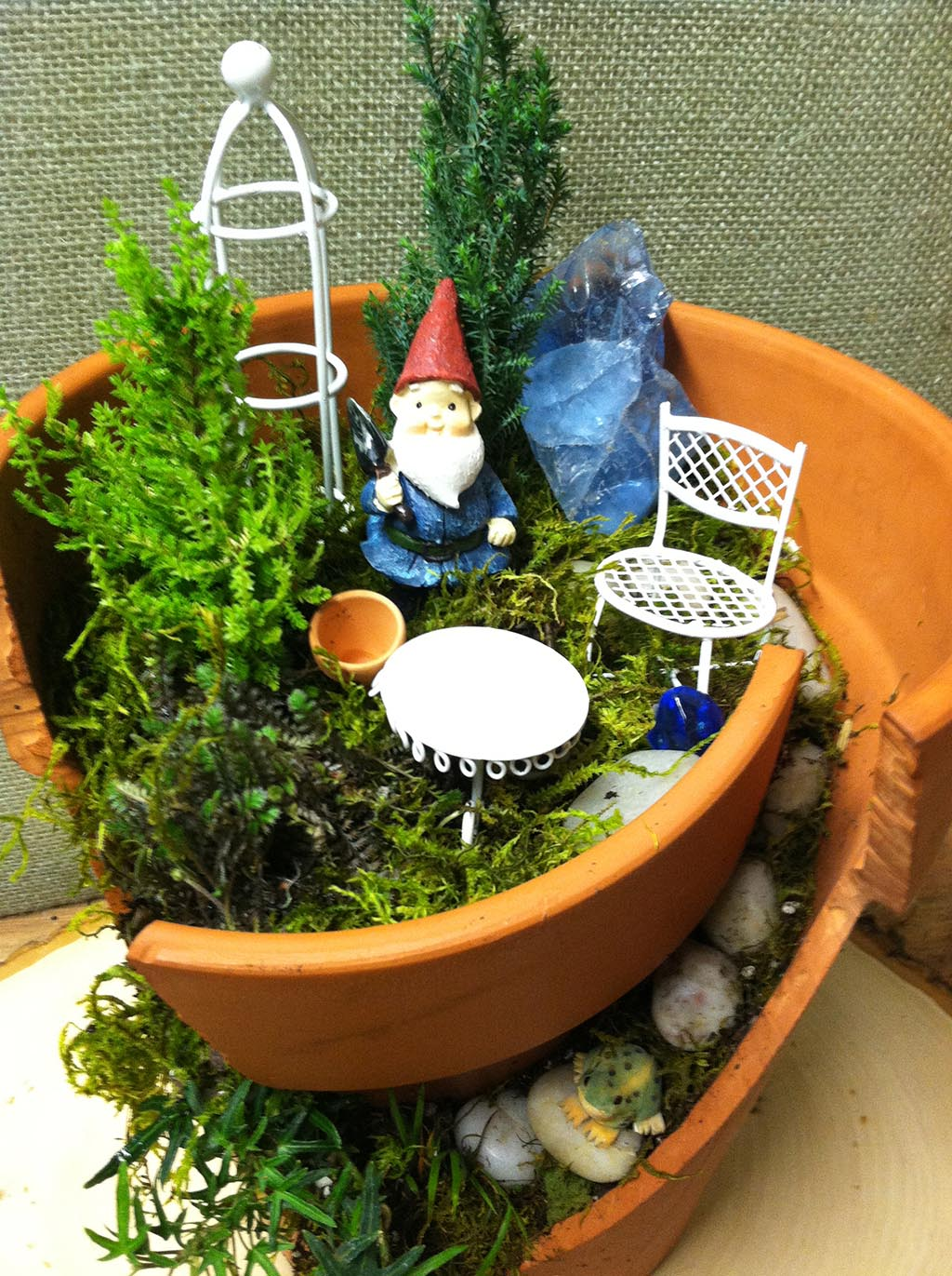 Planting a Herb Garden in Pots