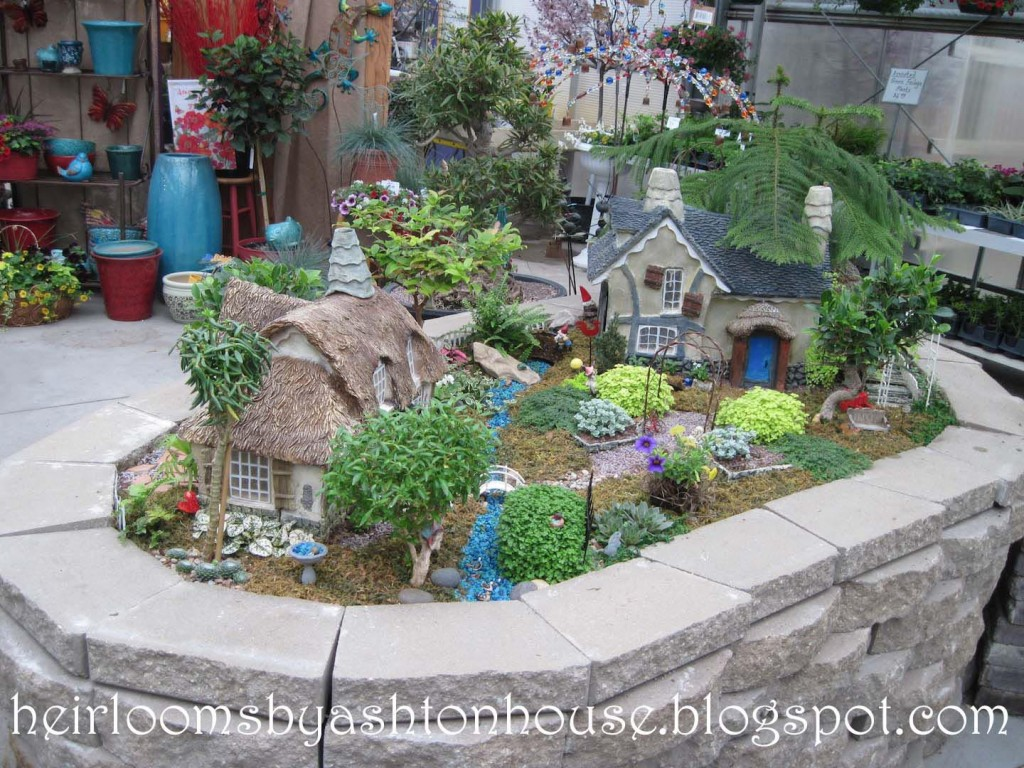 Plants for Miniature Fairy Gardens