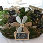 Potted Herb Garden Gift