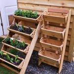 Raised Herb Garden Box