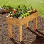 Raised Herb Garden Kits
