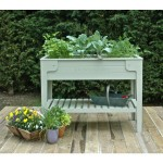 Raised Herb Garden Planter Plans