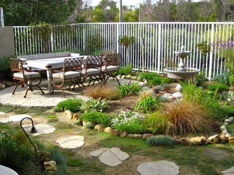 Small Decorative Garden Fences