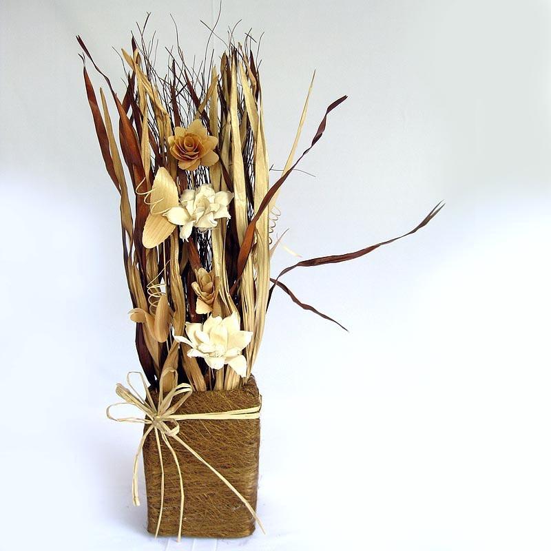 Small Dried Flower Arrangements