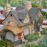 Small Fairy Garden Houses