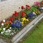 Small Flower Garden Plans