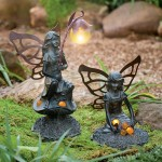 Small Garden Fairy Statues