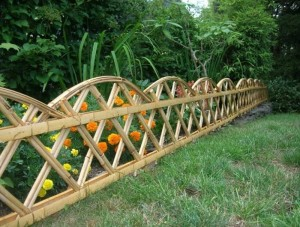 Small Garden Fence Designs
