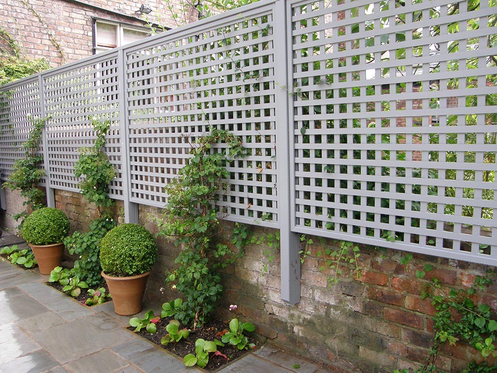 Small Garden Fences Metal