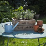 Small Outdoor Herb Garden Ideas
