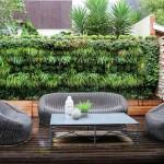 Small Patio Herb Gardens