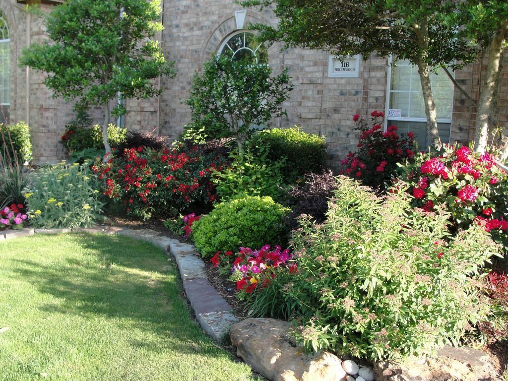 Small Perennial Garden Plan